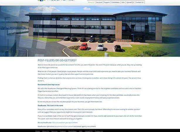 Website CMS integration